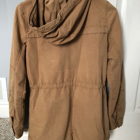 """H&M"" khaki fall jacket"